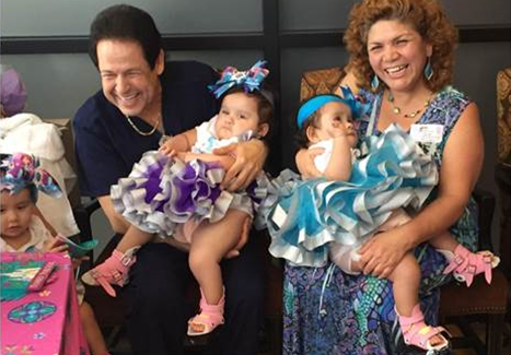 3D Systems Delivering a new life to Hernandez-Torres conjoined twins with VSP and 3D printed models