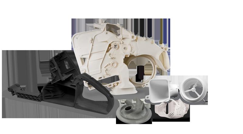 Matériaux additifs Nylon 3D Systems ProX SLS 6100