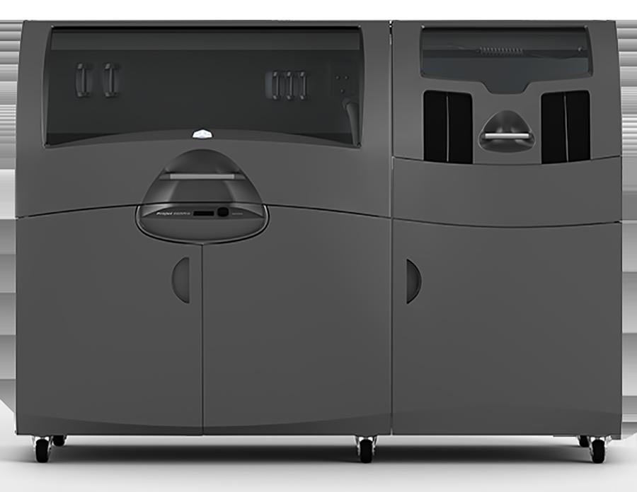 ProJet 660Pro front printer image