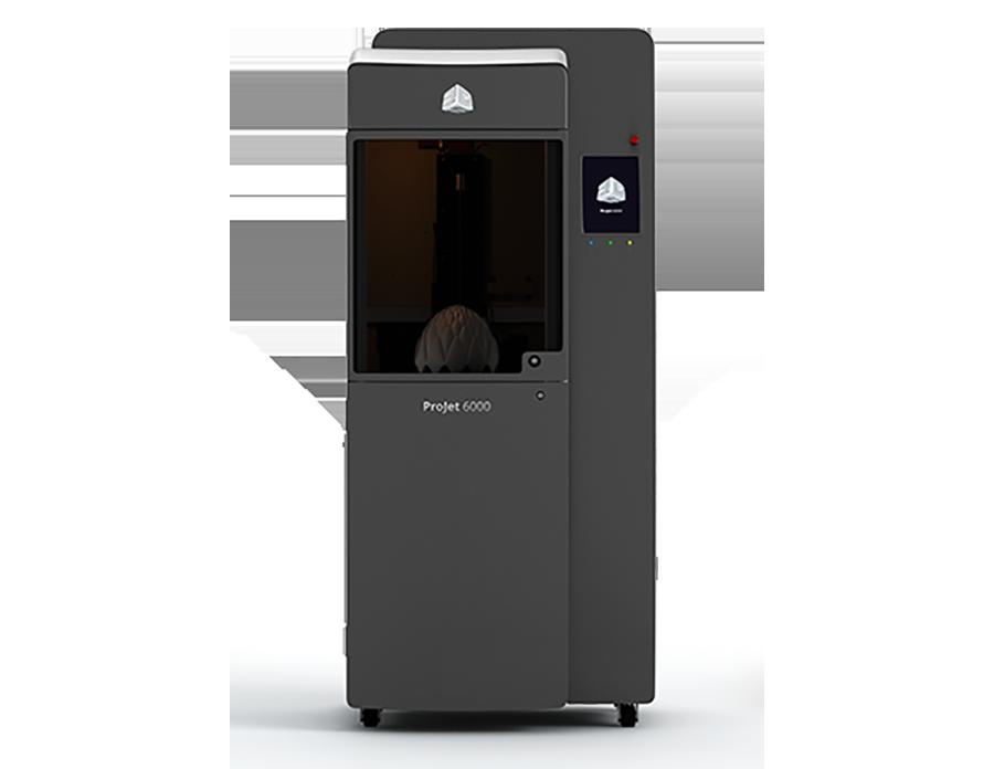 ProJet 6000 front printer image