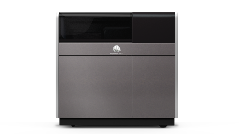 ProJet MJP 2500 MultiJet 3D Printer front