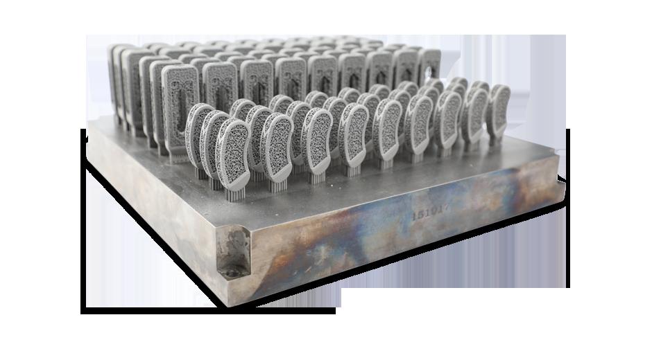 Implants vertébraux imprimés en 3D