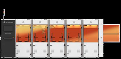 Figure 4 Standalone apporte une capacité de prototypage fonctionnel avec un coût de pièces réduit et des vitesses d'impression supérieures