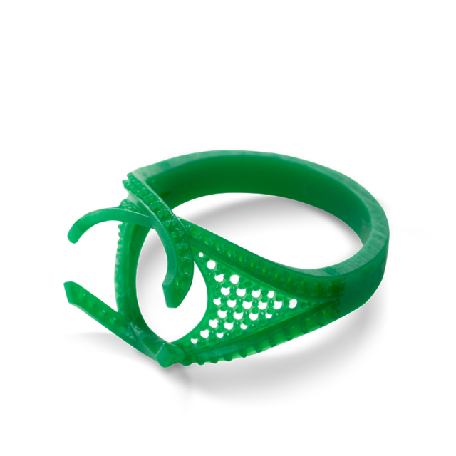 Figure 4 JCAST-GRN 10 Ring