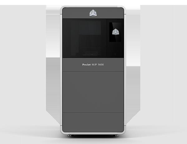 ProJet MJP 3600 front printer image