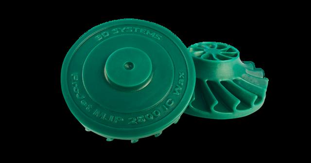 Cire ProJet MJP 2500 IC