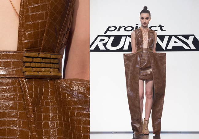3D Systems et Project Runway® lancent une nouvelle collection de Conceptions FabricateTM pour l'impression textile 3D